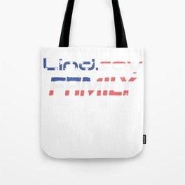 Lindsay Family Tote Bag