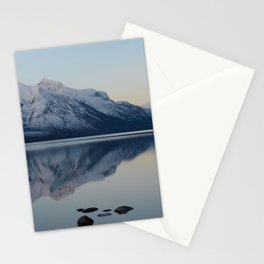 Stepping Stones to Solitude Stationery Cards