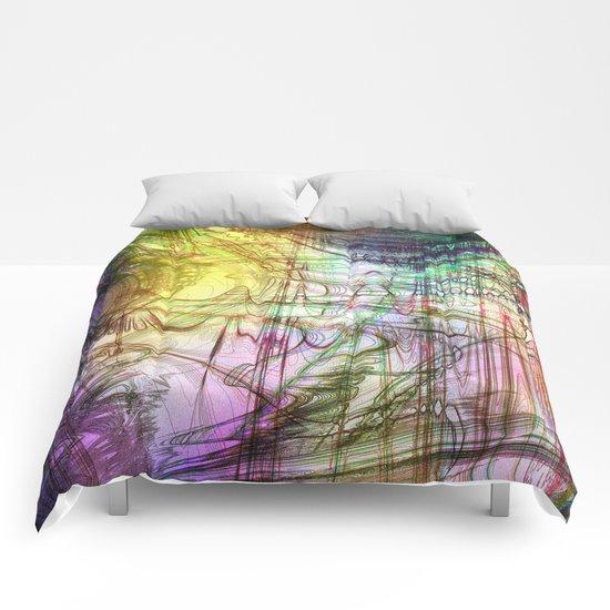 convenient shirt pattern IV Comforters
