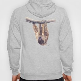 Wookie the Two-Toed Sloth Hoody