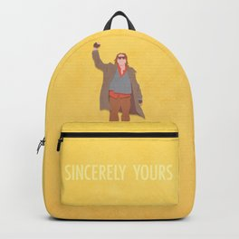 Sincerely Yours (The Breakfast Club) Backpack