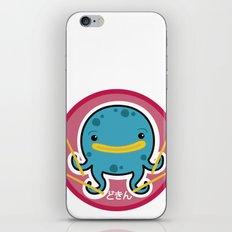 Octodrummer iPhone & iPod Skin