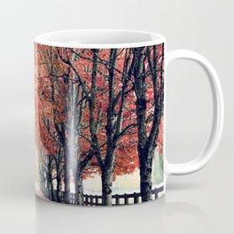 Welcome Home to Fall Coffee Mug