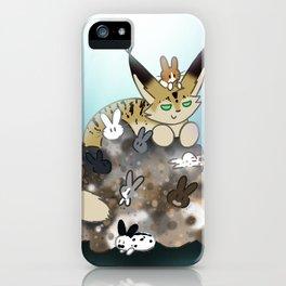 Yuki Hoard iPhone Case