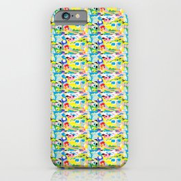 ABSTRACT IN MY HEART 2 iPhone Case