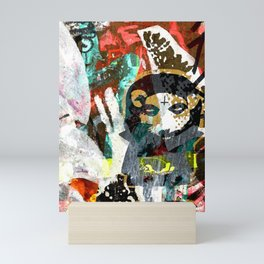 Rivington Rat Mini Art Print