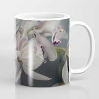 orchid Mugs featuring Orchid by Pure Nature Photos