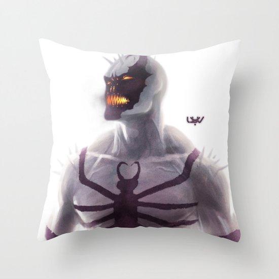 Antivenom Throw Pillow