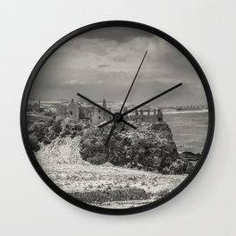 Old Dunluce Wall Clock