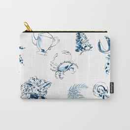 SC Toile Y'all Carry-All Pouch
