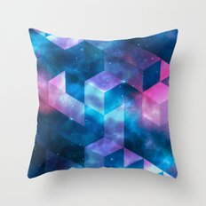 Geometrical shapes Throw Pillow
