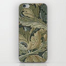 Art work of William Morris 3 iPhone Skin