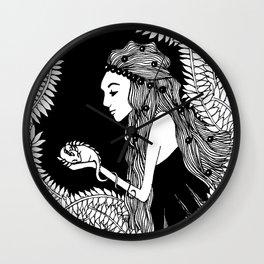 Dragon Newborn Wall Clock