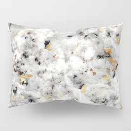 Classic Marble with Gold Specks Pillow Sham