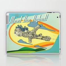 Flybot Laptop & iPad Skin