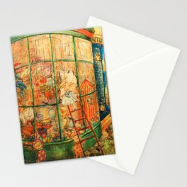 The Puppet Store Stationery Cards