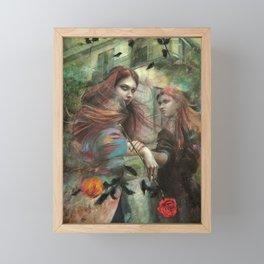 Flow Framed Mini Art Print