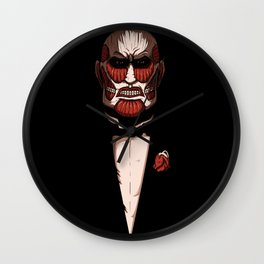 Colossal godfather Wall Clock
