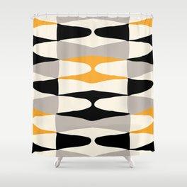 Zaha Bee Shower Curtain
