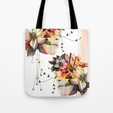 Double Vision 2 Tote Bag
