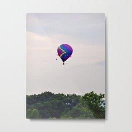 Hot Air Balloon 2 Metal Print