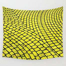 Yellow Brick Road Wall Tapestry