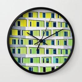 wear house! Wall Clock