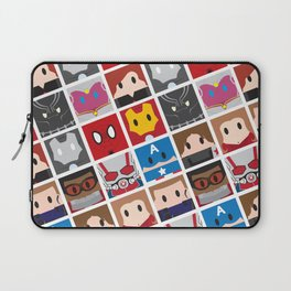 Civil War Blocks Laptop Sleeve