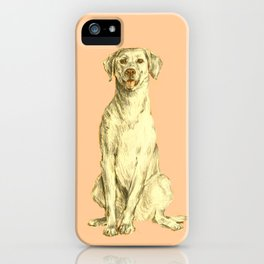 Labradorable iPhone Case