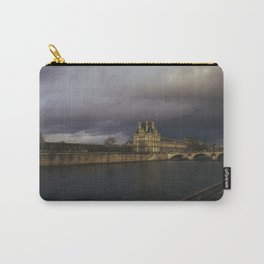 Paris in the Golden Hour Carry-All Pouch