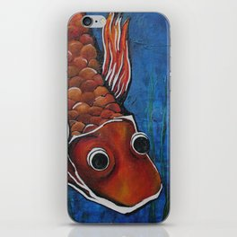 Fish Tail iPhone Skin