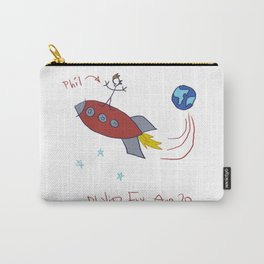 Phil age 20 Carry-All Pouch