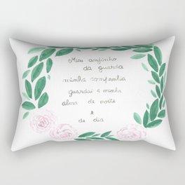My litttle angel Rectangular Pillow