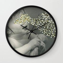 Crying Stars Wall Clock