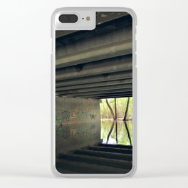 Rise from the Much Clear iPhone Case