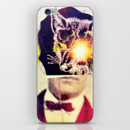 Gentleman Fox iPhone Skin