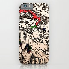 He who consumes iPhone 6s Slim Case