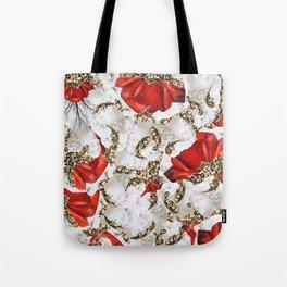 Roman Collage Tote Bag