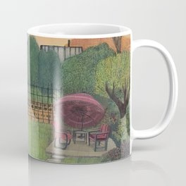 Time to Bring in the Clothes Coffee Mug