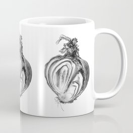 Withered Onion Coffee Mug