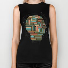 Socially Networked. Biker Tank