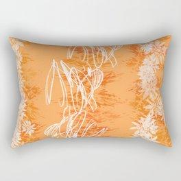 Orange Peel Rectangular Pillow