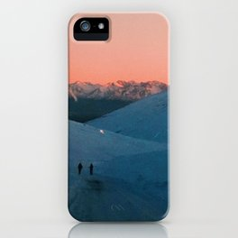 Alaskan Haze iPhone Case