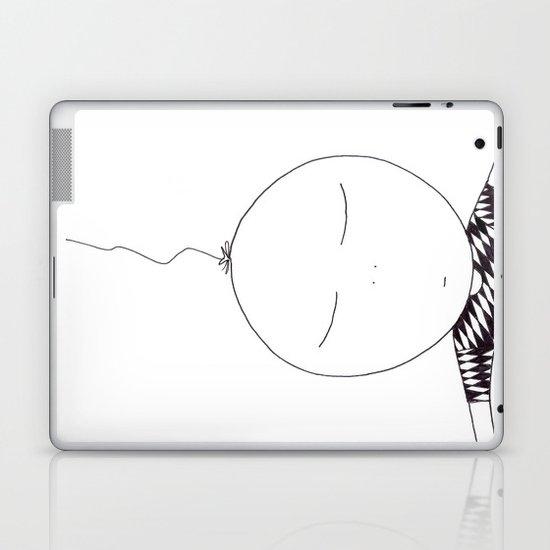 balloon child Laptop & iPad Skin