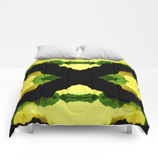 Reggae Fields Comforters