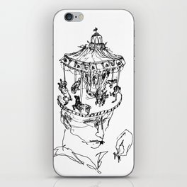 The People Eater iPhone Skin