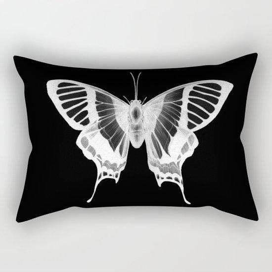 Butterfly's Ghost Rectangular Pillow