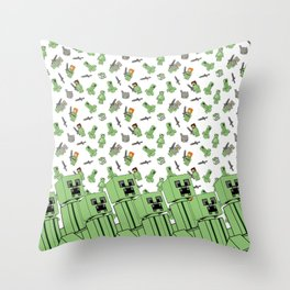 Lia 3 Throw Pillow