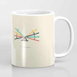 Tit for Tat Coffee Mug