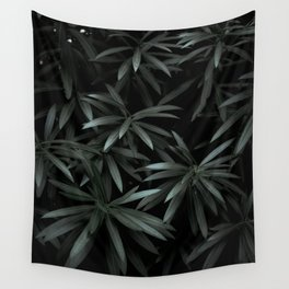 Leaves by Feifei Peng Wall Tapestry